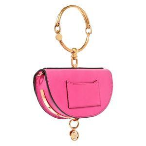 Chloe Bags - New Chloe Small Nile Bracelet Minaudiere Bag